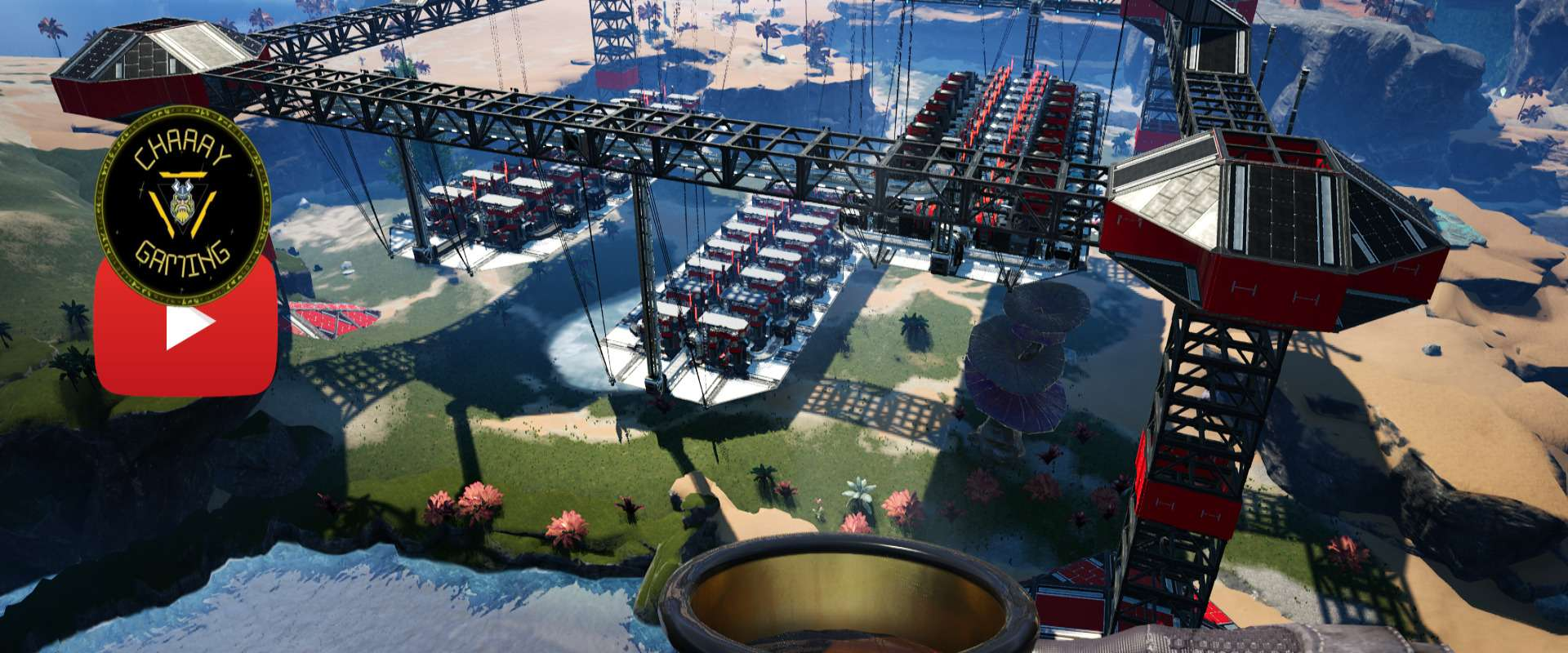 Usine suspendue:  780 vis/min et 570 tiges/min by Chaaa-Y Gaming