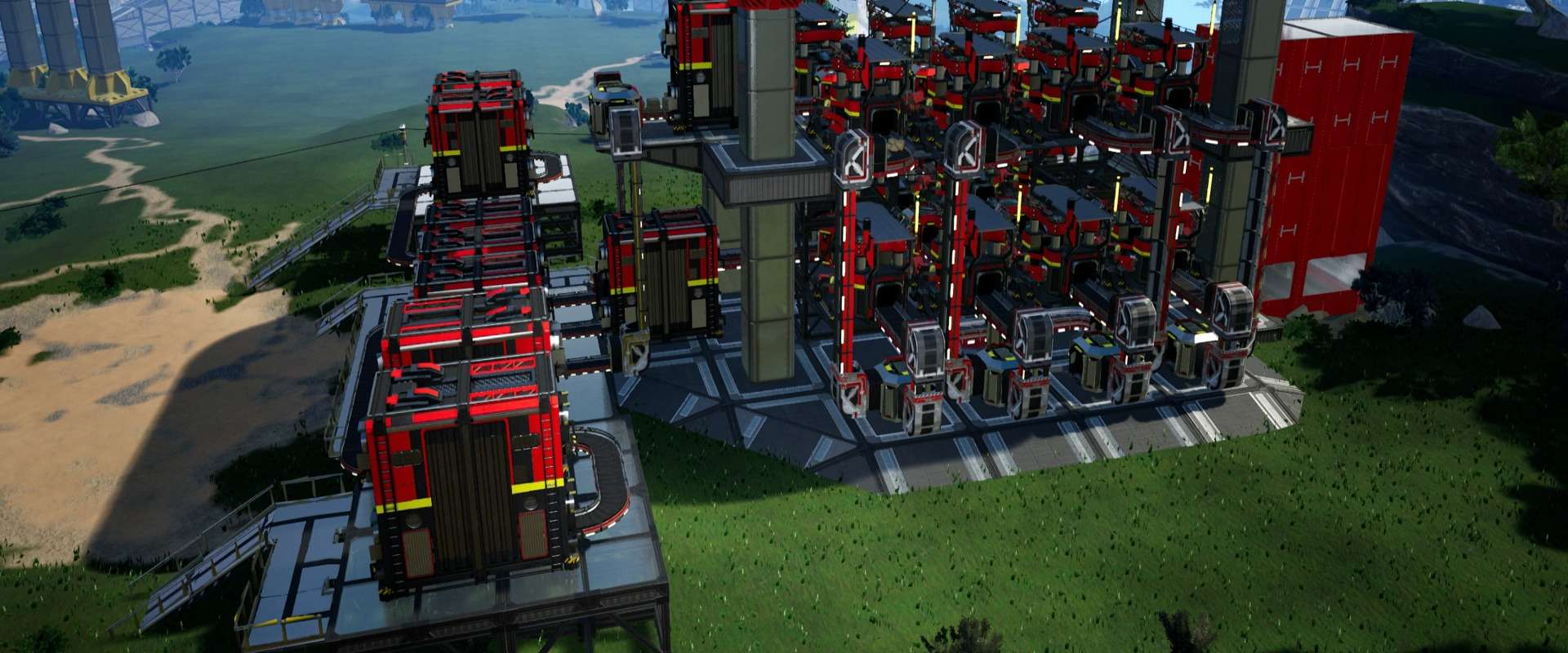 starting concrete factory