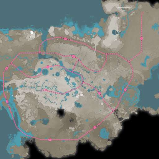 Full Map Railway Network v3