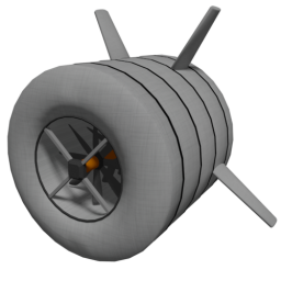 Wind Turbine Mk3