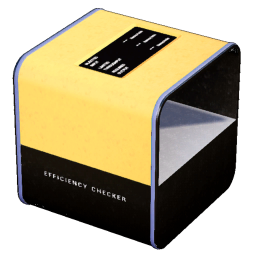 Efficiency Checker (Slim)