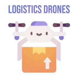 Logistic Drones
