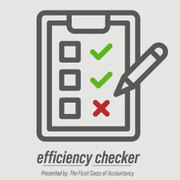 Efficiency Checker