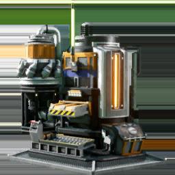 Quemador de biomasa