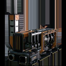 Generador a carbón