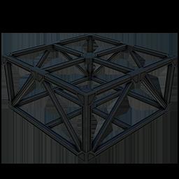Frame Foundation 8m x 4m