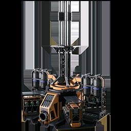 Generador a combustible