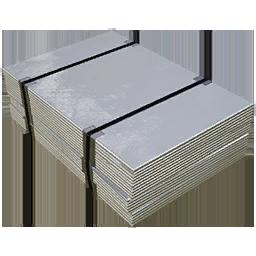 alclad aluminium plaat.