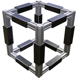重型模块化框架