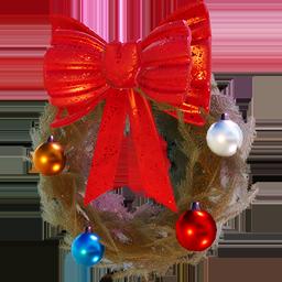 FICSMAS Wreath