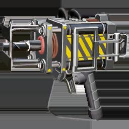 Pistolet à barres d'armature