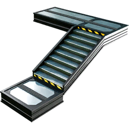 Escaliers gauche