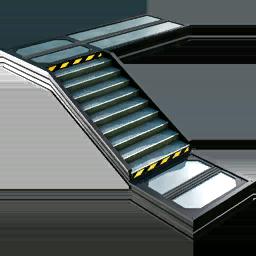 Лестница направо